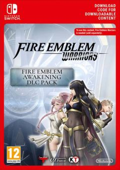 Fire Emblem: Awakening DLC Pack Switch (EU)