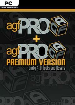 Axis Game Factory's AGFPRO + Premium Bundle PC