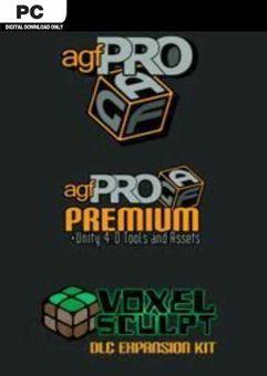 Axis Game Factorys AGFPRO + Voxel Sculpt + PREMIUM Bundle PC