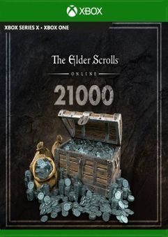 The Elder Scrolls Online 21000 Crowns Xbox One (UK)