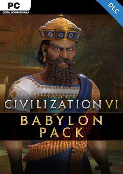 Sid Meier's Civilization VI: Babylon Pack PC - DLC (EU)