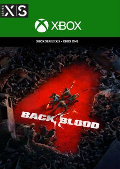 Back 4 Blood: Standard Edition Xbox One & Xbox Series X|S (UK)