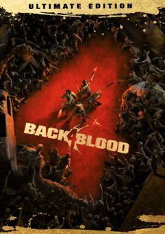 Back 4 Blood: Ultimate Edition Xbox One & Xbox Series X|S (WW)
