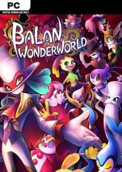 Balan Wonderworld PC