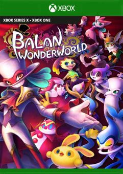 Balan Wonderworld Xbox One (UK)