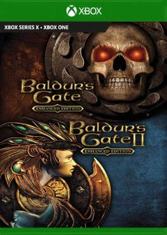 Baldur's Gate and Baldur's Gate II: Enhanced Editions Xbox One (UK)