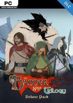 Banner Saga Trilogy - Deluxe Pack PC - DLC