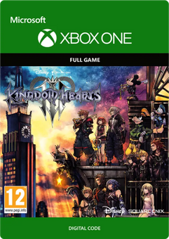 Kingdom Hearts III 3 Xbox One