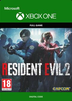 Resident Evil 2 Xbox One (UK)