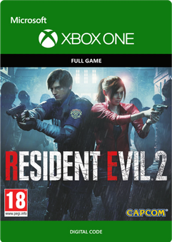 Resident Evil 2 Xbox One (US)