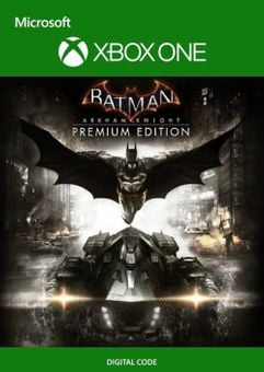 Batman: Arkham Knight Premium Edition Xbox One (US)