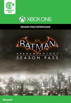 Batman Arkham Knight Season Pass Xbox One