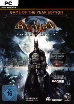 Batman Arkham Asylum GOTY PC (EU)