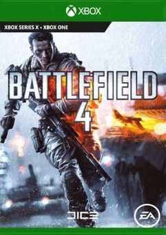 Battlefield 4 Xbox One (UK)
