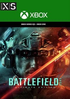 Battlefield 2042 Ultimate Edition Xbox One & Xbox Series X|S (UK)
