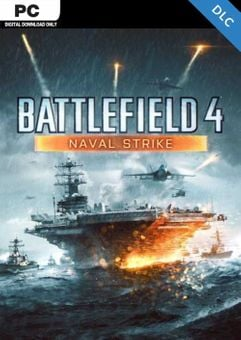 Battlefield 4 - Naval Strike PC - DLC