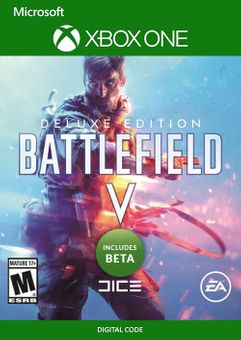 Battlefield V 5 Deluxe Edition Xbox One + BETA
