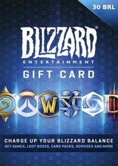 Battlenet 30 BRL Gift Card