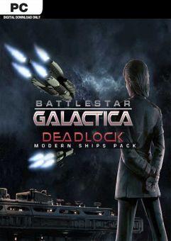 Battlestar Galactica Deadlock: Modern Ships Pack PC - DLC