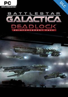 Battlestar Galactica Deadlock: Reinforcement Pack PC - DLC