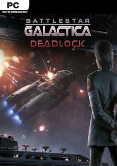 Battlestar Galactica Deadlock PC