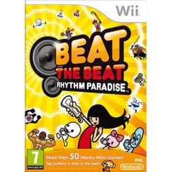 Beat the Beat: Rhythm Paradise Wii U - Game Code