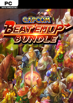 Capcom Beat Em Up Bundle PC