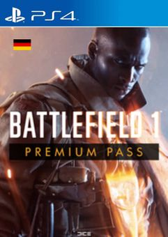 Battlefield 1 Premium Pass  PS4 (Germany)