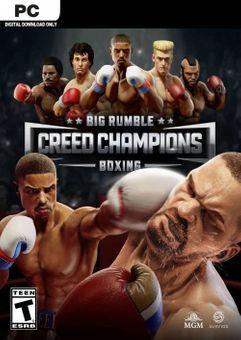 Big Rumble Boxing: Creed Champions PC
