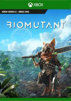 Biomutant Xbox One (WW)