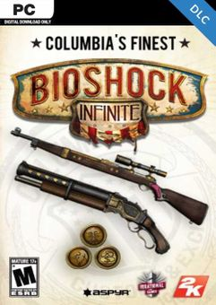 Bioshock Infinite - Columbias Finest PC - DLC