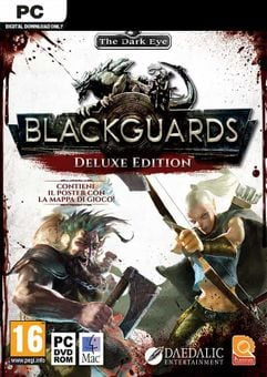 Blackguards Deluxe Edition PC