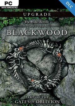 The Elder Scrolls Online: Blackwood Upgrade PC