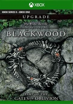 The Elder Scrolls Online: Blackwood Upgrade Xbox One (UK)