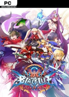 BlazBlue Centralfiction PC