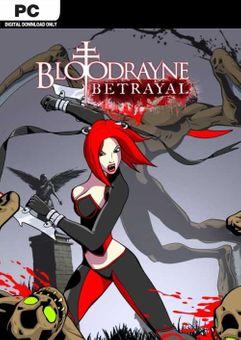 BloodRayne Betrayal PC