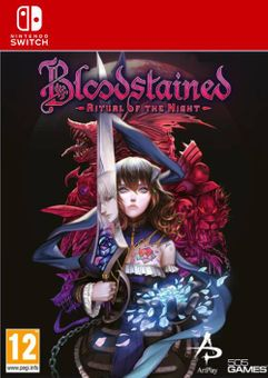Bloodstained: Ritual of the Night Switch (EU)