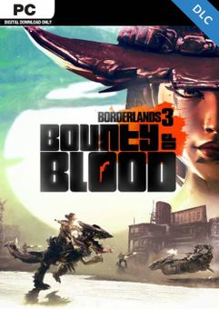 Borderlands 3: Bounty of Blood PC - DLC (Steam) (EU)