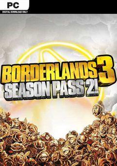 Borderlands 3: Season Pass 2 PC (WW) (Steam)