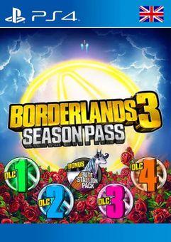 Borderlands 3: Season Pass PS4 (UK)
