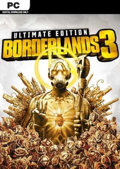 Borderlands 3 Ultimate Edition PC (Steam) (WW)