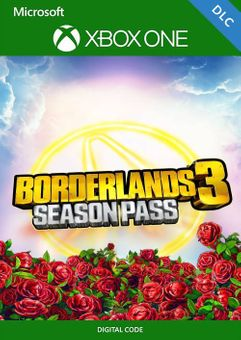 Borderlands 3 - Season Pass Xbox One (UK)