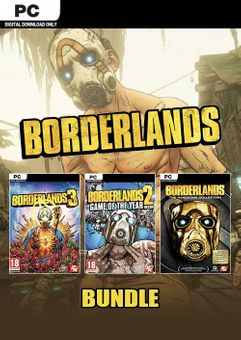 Borderlands Bundle PC