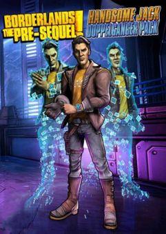 Borderlands - The Pre Sequel: Handsome Jack Doppelganger Pack PC