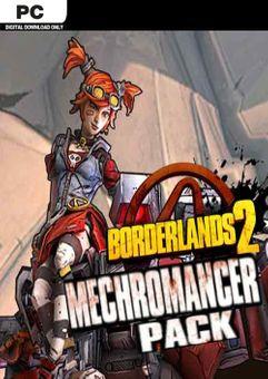 Borderlands 2 - Mechromancer Pack PC - DLC