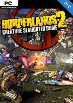 Borderlands 2: Creature Slaughterdome PC - DLC