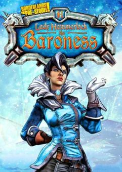 Borderlands - The Pre Sequel Lady Hammerlock the Baroness Pack PC