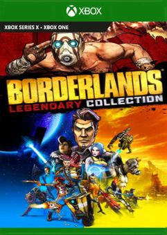 Borderlands Legendary Collection Xbox One (EU)