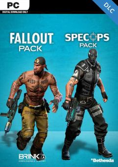 BRINK Fallout SpecOps Combo Pack PC - DLC