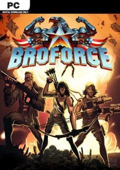 Broforce PC